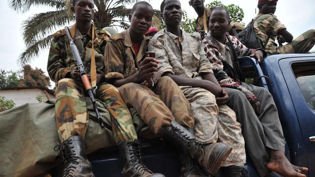 Franse missie in Centraal-Afrikaanse Republiek stopt in 2016