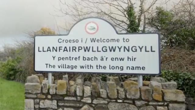 Dit is het stadje met de langste naam ter wereld