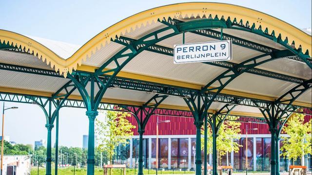 Brommerbios op Berlijnplein trapt af