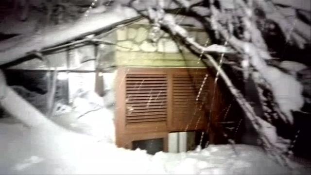 Eerste beelden van door lawine getroffen hotel Italië