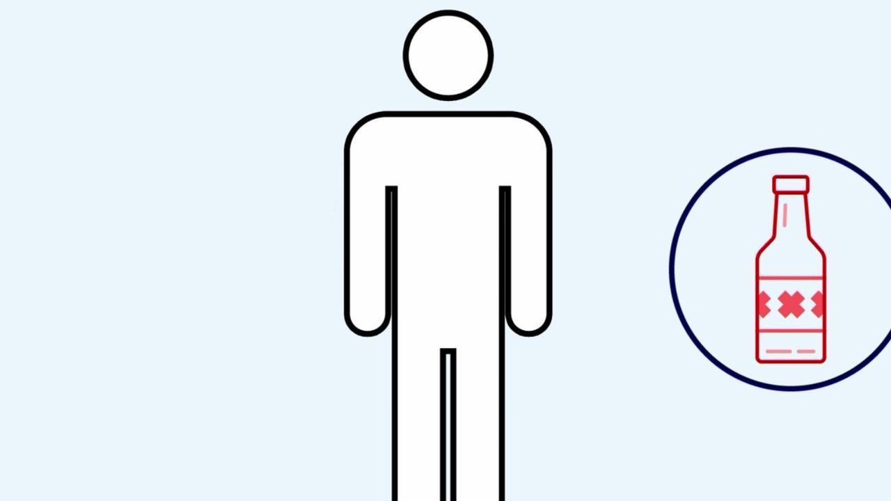 Wat gebeurt er in je lichaam na het drinken van alcohol?