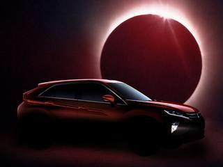 Mitsubishi presenteert begin maart op de beurs van Genève de Eclipse Cross. Dinsdag komen de eerste beelden al vrij.