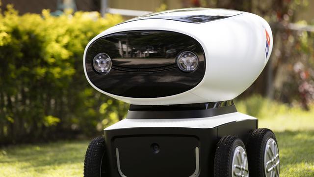 Domino's zet eerste bezorgrobots in in Duitsland