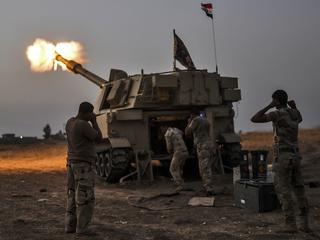 In beeld: de strijd in Mosul