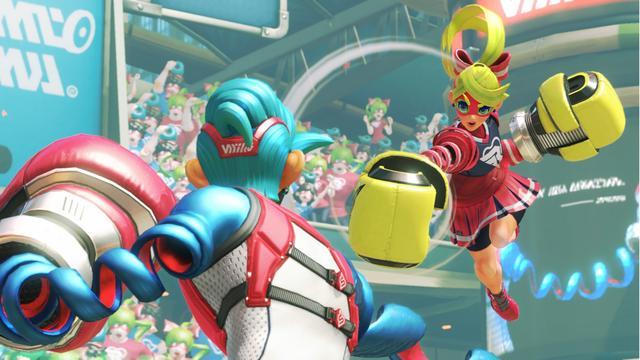Review: ARMS is een verrassend diepgaande vechtgame