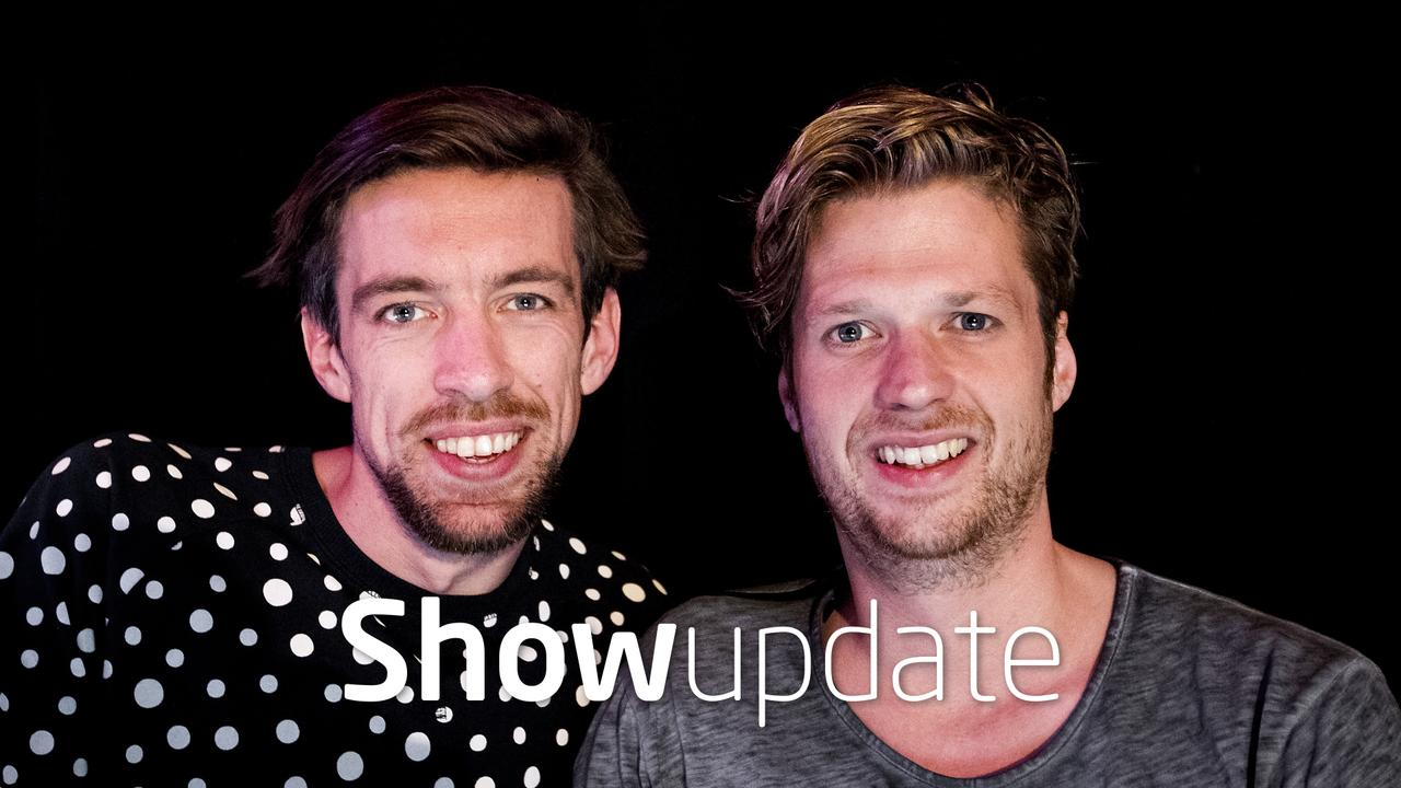 Show Update: 'Mattie Valk vormt nieuw radioduo met vrouw'