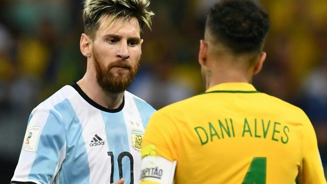 Messi vindt dat Argentinië bodem heeft bereikt tegen Brazilië