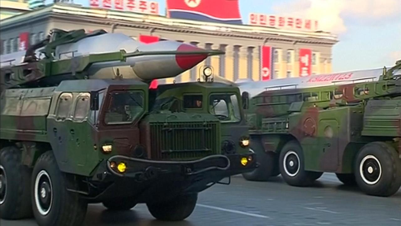 Noord-Korea vuurt opnieuw ballistische raketten af
