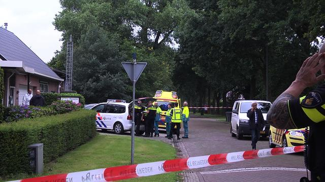 Man overleden bij woningoverval Drenthe