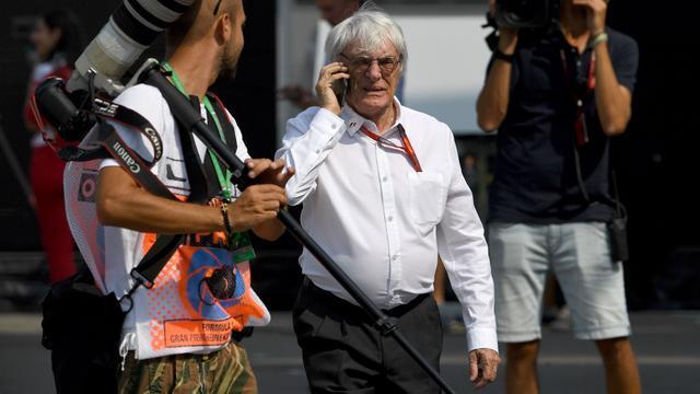 Ecclestone verwacht verkoop Formule 1 volgende week af te ronden