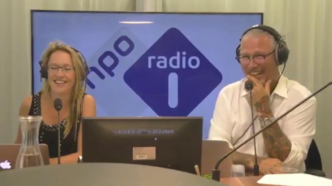 Eric Corton stopt met radioprogramma De Nieuws BV
