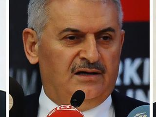 Partij Erdogan liet vorige premier vallen na conflict met president