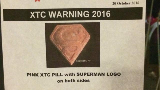 Trimbos waarschuwt voor gevaarlijke xtc-pillen