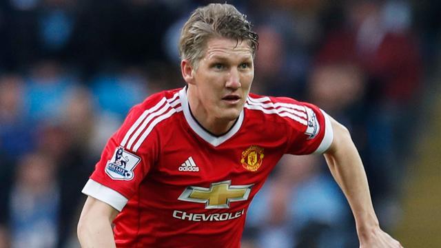 Schweinsteiger mag weer meetrainen bij Manchester United