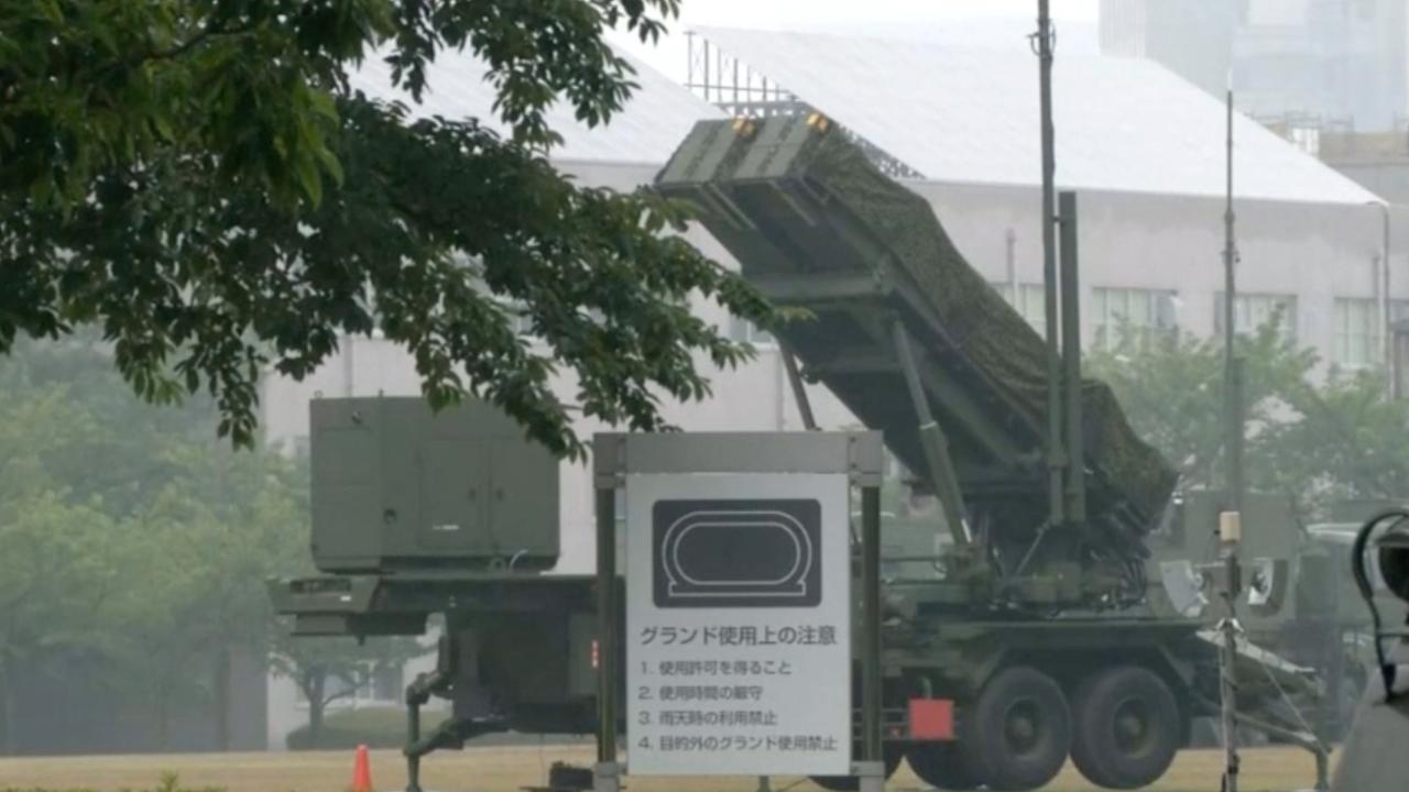 Japanse defensie op scherp na afvuren raketten Noord-Korea