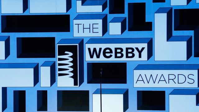 Webby Awards voor onder meer Spotify en Vice