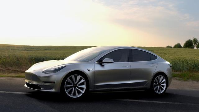 Officieel: Tesla Model 3!