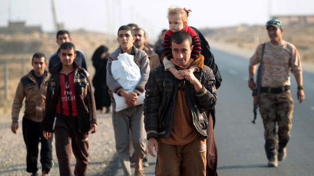 'Islamitische Staat executeerde tientallen mensen bij Mosul'