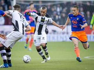 Rotterdammers spelen met 2-2 gelijk in Almelo