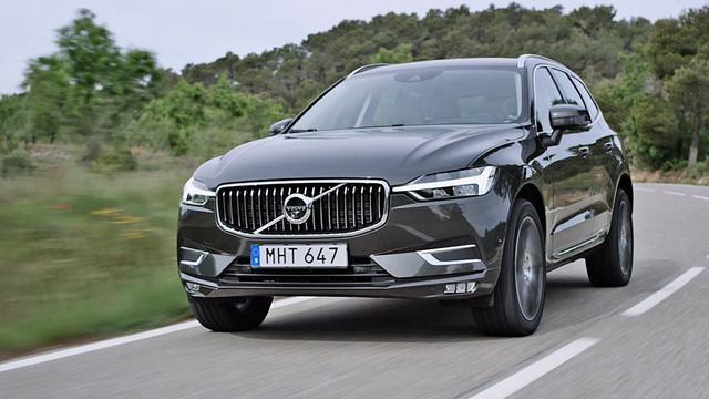 Eerste Rijtest: alles over de nieuwe Volvo XC60