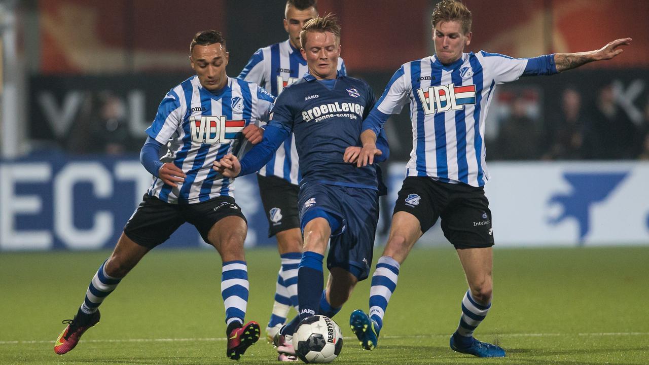 Samenvatting FC Eindhoven-sc Heerenveen (1-2)
