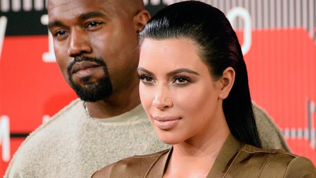 Kim Kardashian en Kanye West zijn 'relaxte ouders'