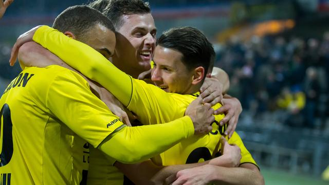 VVV-Venlo als koploper van Jupiler League winterstop in