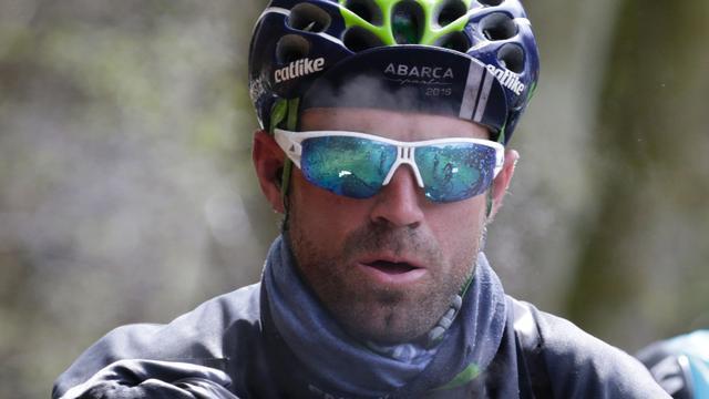 Valverde mikt op podium bij debuut in Giro