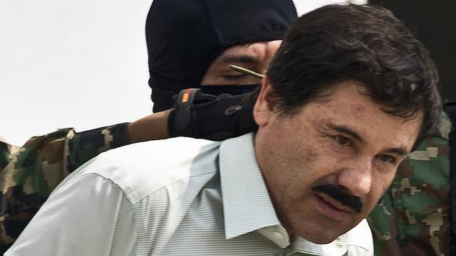 Crimineel vermogen van drugsbaron 'El Chapo' spoorloos