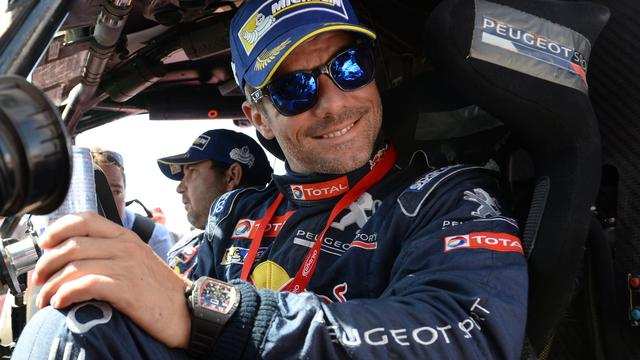 Loeb vreest wateroverlast bij debuut in Dakar Rally