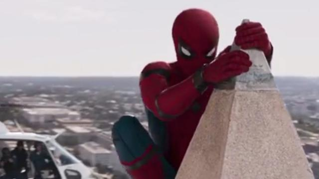 Bekijk de trailer van Spiderman: Homecoming