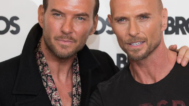 Britse popgroep Bros weer bij elkaar voor reünie