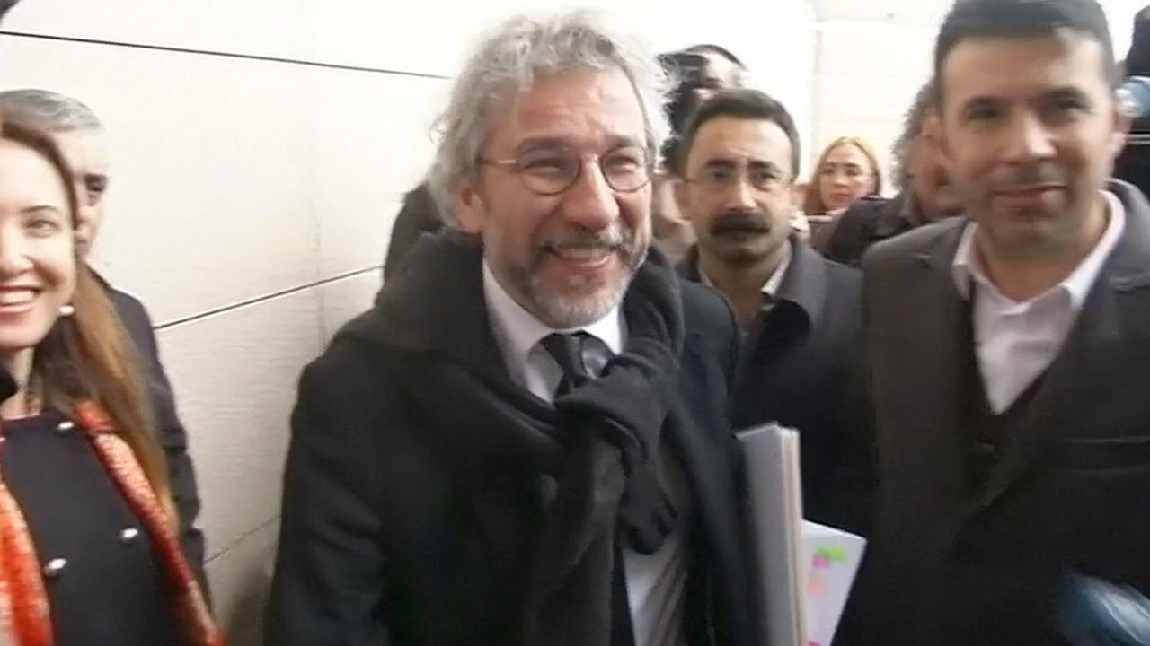 Turkse journalisten krijgen mogelijk levenslang na onthullen staatsgeheimen