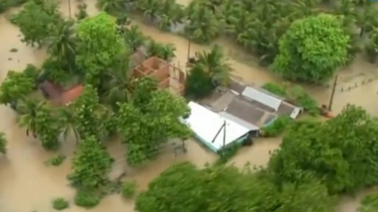 Tientallen doden door noodweer in Sri Lanka