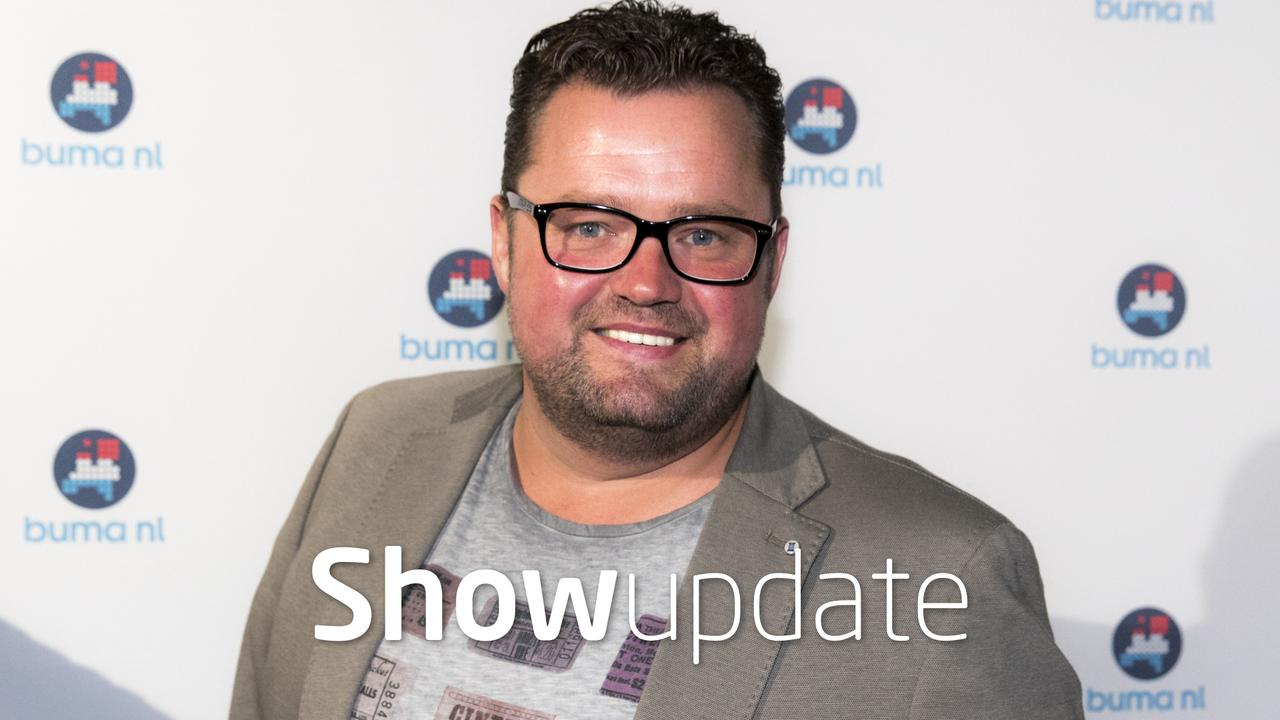 Show Update: Frans Duijts had burn-out