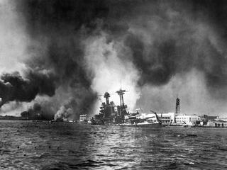 Bombardement Amerikaanse vloot woensdag 75 jaar geleden