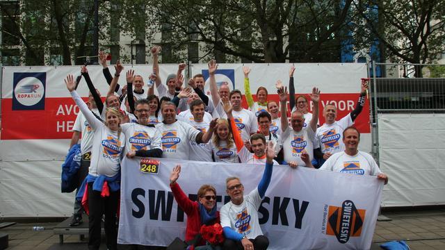 Team Go4Life doneert 22.000 euro na Roparun