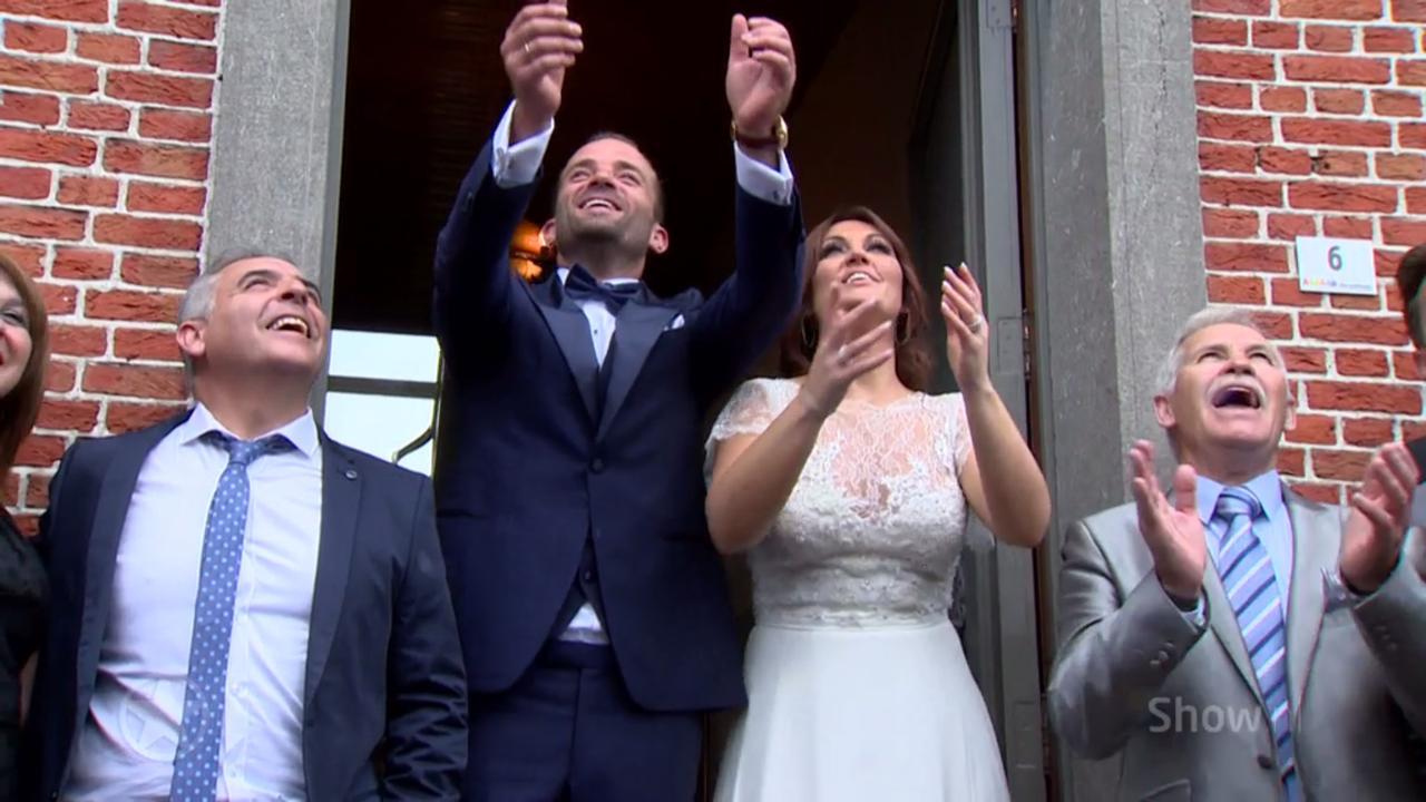 De zomerhuwelijken van BN'ers op een rij