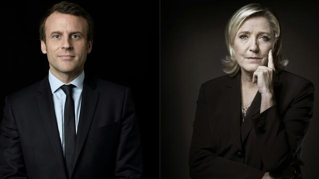 Macron Vs. Le Pen: Wie zijn deze Franse presidentskandidaten?
