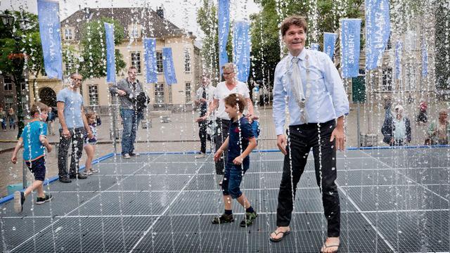 Vrede Fontein Breda trekt dertigduizend belangstellenden