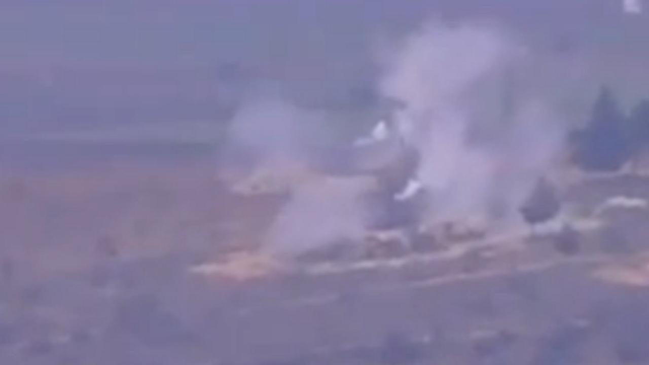 Turkije bombardeert opnieuw stellingen van Koerden in Syrië