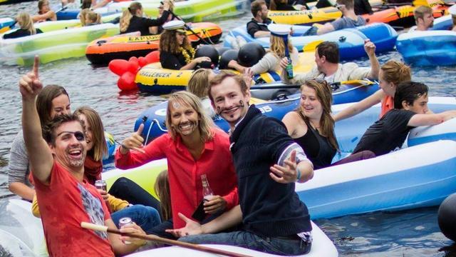 Floating Paradise Groningen voor dit jaar afgelast