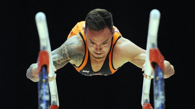 Deurloo veertiende in meerkampfinale, zesde wereldtitel voor Uchimura