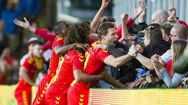 Bekijk de samenvatting van Go Ahead Eagles-VVV-Venlo