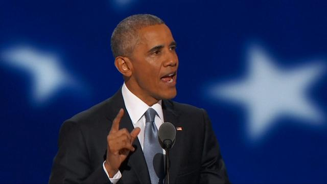 Obama steunt Clinton in presidentsrace