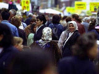 Actievoerders willen het gesprek over de Islam aangaan om begrip te krijgen