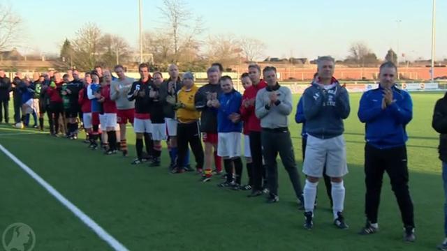 Voetbalvrienden Zaltbommel organiseren benefiet voor ongeneeslijk zieke Jasper