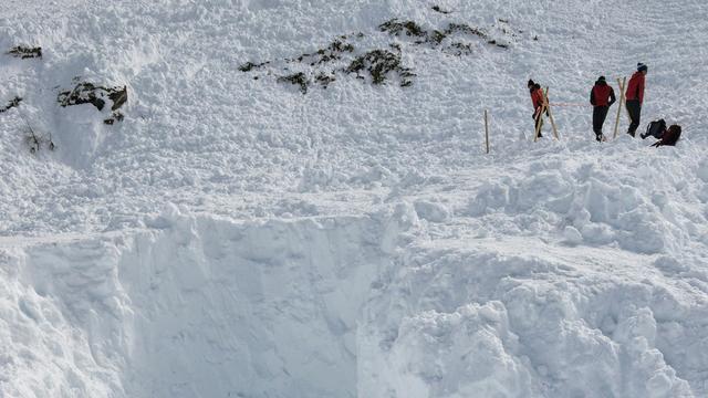 Twee wintersporters omgekomen door lawine in Oostenrijk