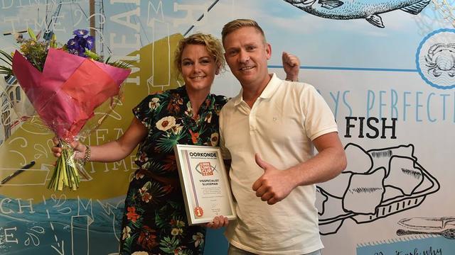 Viswinkel Sluizeman verkoopt beste kibbeling van Zuid-Holland