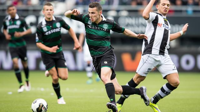 Nieuw contract voor Idrissi bij FC Groningen